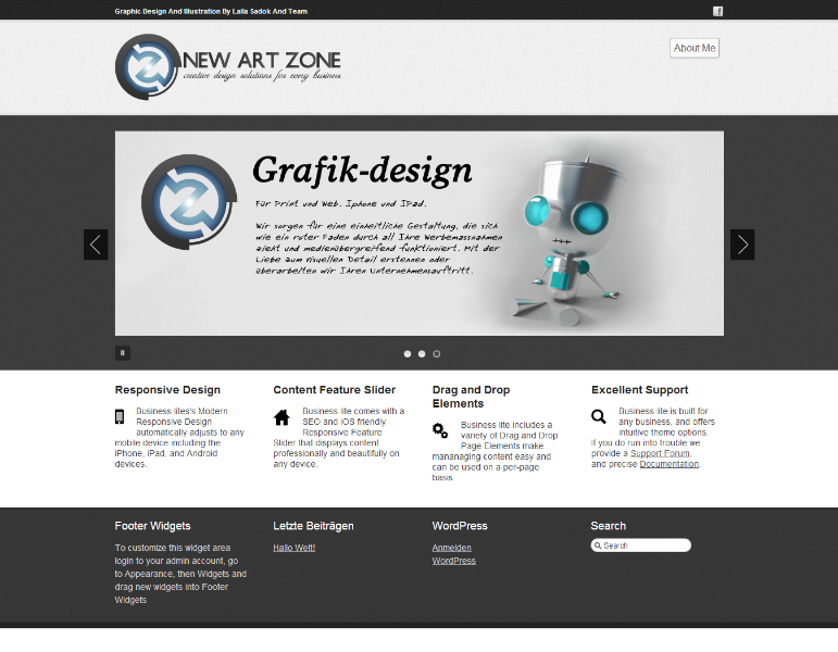 New Art Zone - Graphic Design and Illustration by Laila Sadok and Team